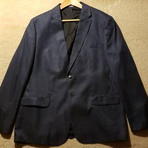 Calvin Klein Navy blue blazer